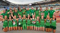 Mullen endures European Games frustration