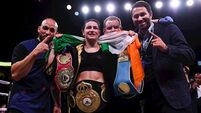Confirmed: Katie Taylor will get her chance to become undisputed world champion