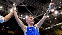 Boxers secure at least two bronze medals for Ireland at European Games