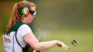 Ireland shoot to highest finish yet at 2019 European Games