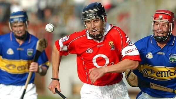 Paul Tierney races onto the ball in the 2003 Munster U21 hurling final replay at Páirc Uí Chaoimh. Picture: Eddie O'Hare