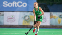 O'Byrne surprise omission from women's hockey squad for FIH Series Finals