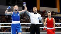 Bolger looks to scupper Walsh's European dream