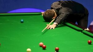 Ronnie O'Sullivan knocked out in first round of World Snooker Championship by amateur