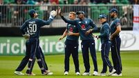 Ireland fall short as England chase modest target for ODI win