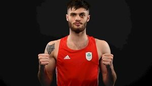 James McGivern leads the Irish charge for boxing medals in Minsk today
