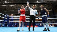 Michaela Walsh through to Euro final on mixed morning for Irish boxers