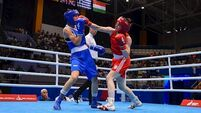 Kellie Harrington guarantees Ireland's sixth medal at European Games
