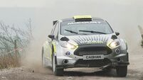 Motorsport: First rally win for McCourt in Munster Moonraker