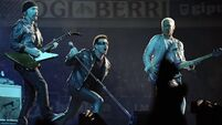 U2 and Lady GaGa still reign over Europe