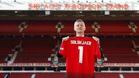 It's always been my ultimate dream, says Solskjaer