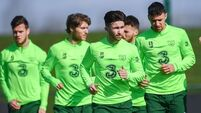 Maguire: I haven't done myself justice in Irish jersey
