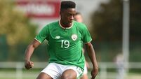 See all five goals from Ireland's U-19s win