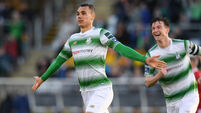 Shamrock Rovers v Cork City - SSE Airtricity League Premier Division
