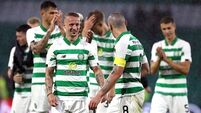 Leigh Griffiths makes comeback as Celtic cruise past Sarajevo