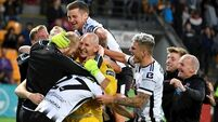 'Something I'll never forget': Jose Mourinho congratulates Dundalk after penalty success