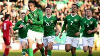Ireland U21s start campaign in style with victory over Luxembourg
