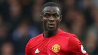 United blow as Eric Bailly faces five-month layoff