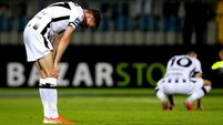 Dundalk bow out of Champions League with defeat to Qarabag