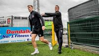 Riga will beno pushover,warns wary Dundalk boss