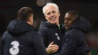 Changing shapes for Mick McCarthy's flexible Ireland