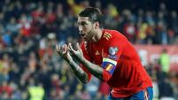 Sergio Ramos fires Spain to victory against Norway