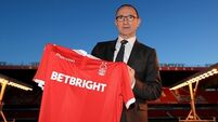 Martin O'Neill parts ways with Nottingham Forest