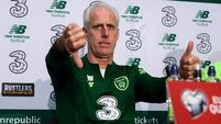 Mick McCarthy: We looked more likely to score in Denmark game