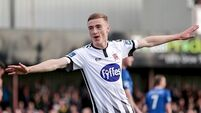 Dundalk stay top of division with at home win against Waterford