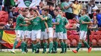 Encouraging signs as Cork City hold Shamrock Rovers to a draw