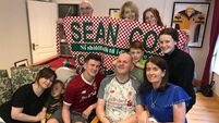 'Overjoyed' Seán Cox takes break from treatment to watch Liverpool win Champions League