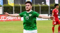 Ireland looking forward to battling Brazil