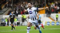 Pat Hoban goal earns Dundalk a draw in Champions League qualifier