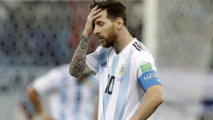 Lionel Messi controversially sent off as Argentina beat Chile to Copa America third place