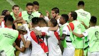 See the goals that put Peru into Copa America final in major upset over Chile