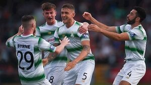 Win puts Shamrock Rovers in control of Europa League qualifier