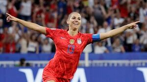 US Women's Soccer jersey becomes Nike's #1 ever sold in one season