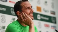 John O'Shea joins Reading coaching staff