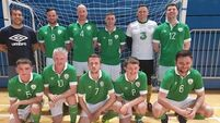 The Irish football team bonded by life with diabetes