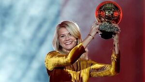 Women's Ballon d'Or winner Ada Hegerberg not included in Norway World Cup squad