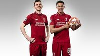 Full-back to the future: Trent Alexander-Arnold and Andrew Robertson key to Liverpool's success