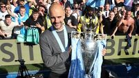 Pep's plan? Prepare well and return stronger