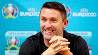 Robbie Keane still chasing his goals