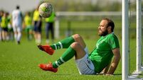 Gavin adamant League absolute priority for FAI