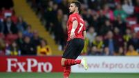 Shane Long nominated for Premier League Player of the Month award
