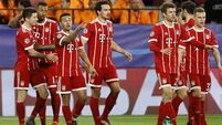 Bayern Munich looking to edge closer to Bundesliga title