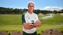 Mick McCarthy keen to see Luca Connell in training