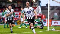 Airtricity League: Dundalk extend winning run against Cork City to hold top spot