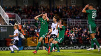 Cork City, Shamrock Rovers and St Pat's learn Europa League opponents