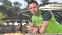 Alan Browne eager to get the green light